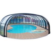 Generator Installation Portable Pool Enclosure