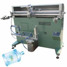 Máquina de impressão de tela de garrafa grande TM-1200e