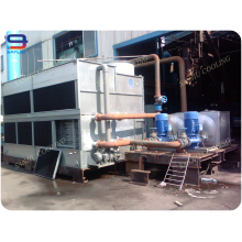 200 Ton Closed Circuit Cross Flow GHM-200 Superdyma Wasserkühlung Turm Hersteller