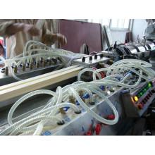 Cadena de producción del tablero plástico de CE/SGS/ISO9001