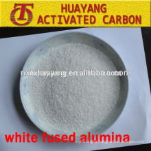 Calcined white Refractory grade alumina powder