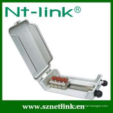 Caixa de distribuição elétrica impermeável para módulo STB