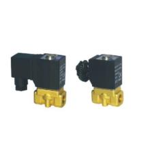 Válvula de solenoide de acción directa y tipo abierto de 2/2 vías Válvulas de control de fluido de la serie 2KW