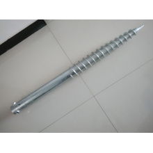 HDG Ground Screw for PV mounting