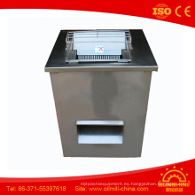 Carne y hueso Mincer Meat Dicer Machine