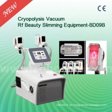 Bd09b exportador Cryo Cellulite Slimming la máquina