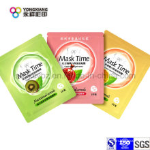 Cosmetic Plastic Packaging Bag for Mask
