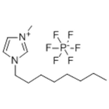 3-METHYL-1-OCTYLIMIDAZOLIUM HEXAFLUOROPHOSPHATE CAS 304680-36-2