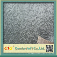 High Quality Colorful PVC Sponge Leather