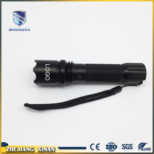 battery chargeable powerful rescue flashlight