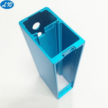 aluminum box mod enclosure case