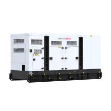 55kVA Japan Yanmar Soundproof Diesel Generator Set