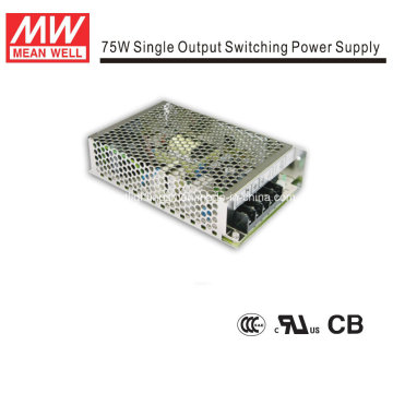 Mean Well 75W Open-Frame Power Supply (NES-75)