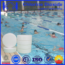 Stable Chlorine Dioxide Tablet Used in Swimming Pool Treatment