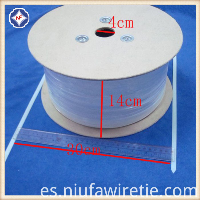 Plastic Nose Wire Roll