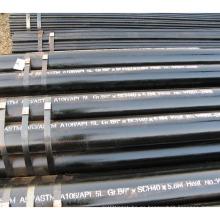 ASTM A106 Gr. Tubo de acero sin soldadura de carbono B