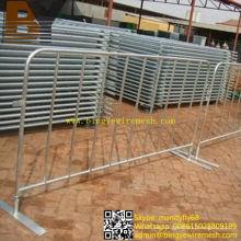 Traffic Control Barrier Abnehmbare Barrieren Fußgänger Barrieren
