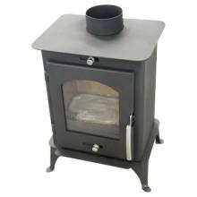 Новый разработанный стальной дровяной камин, стальная печь (FL007)