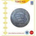 Custom Navy military silver coins