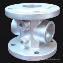 En alliage d'aluminium en fonte (EN AC-42000 / AlSi7Mg, 356.0)