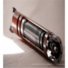Protector de cápsula para bomba sumergible