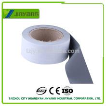 Promoción venta por mayor de alta tela reflectante cinta reflectante cinta/Clear