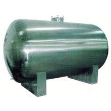 2017 tanque de aço inoxidável do alimento, tanque de armazenamento da água de SUS304 1000 galões, GMP contínuo agitou o preço do reator do tanque