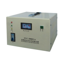 Singe Phase High Accuracy Voltage Stabilizer 2kVA SVC