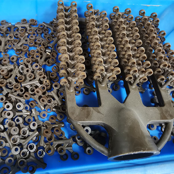 Stainless Steel Casting Products