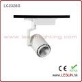 Nuevo producto COB LED Track Light con alta luminosa LC2320t