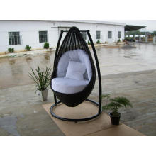Rotin hamac chaise Swing Design extérieur