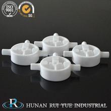 Disco de cerámica de la válvula del alúmina del 95% para la máquina
