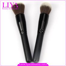Adjustable Makeup Retractable Brush Cosmetic Kabuki Power Brush Hot Sale