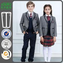 2016 Schöne Schule Uniform Banarasi Salwar Anzug