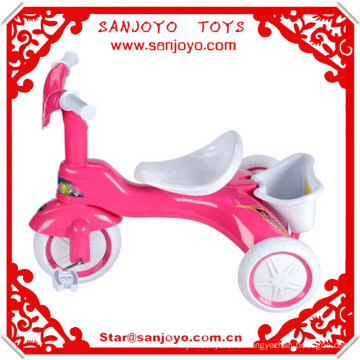 2014 high quality hot sell three wheel bike toy Kid Ride Trike children tricycle baby bicycles HT-5310