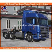Foton 6 X 4 Tracteur Tete 380HP Truck