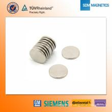 Aimant en néodyme N35 D20 * 2mm