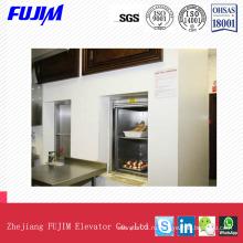 Трюмный лифт для кухни с сертификатами ISO