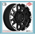 2-piece bead lock concept design 4X4 alloy wheels for SUV car