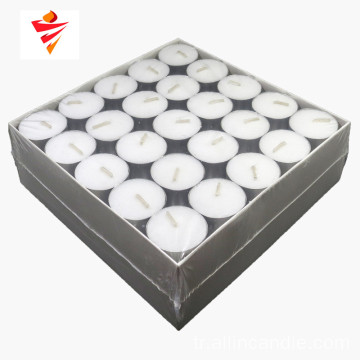 ev dekorasyon tealight mumlar private label