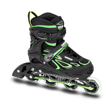 Semi Soft Adjustable Inline Skate (SS-88A-1)
