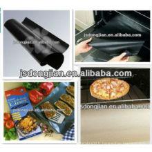 Doublure en four à fibre de verre en téflon Dongjian ptfe
