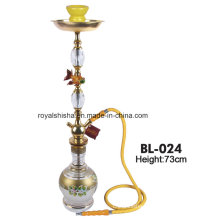 High Quality Smoking Product Amy Shisha Hookah Bottle Stem