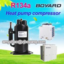 Compresseur pour pompe à chaleur vert-route r134a