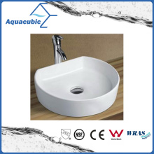Ceramic Cabinet Art Basin and Vanity Top Hand Washing Sink (ACB8192)