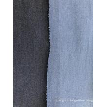 Фактурная двухсторонняя джинсовая ткань
