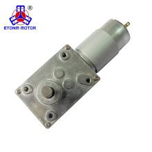 червячный мотор 12 В 30 об / мин
