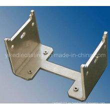 Mecanizado de piezas de estampado de chapa