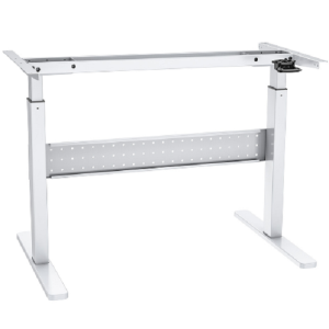 New Arrival China for China Standing Deak Supplier, Height Adjustable Desk Manufacturer, Hand Cranked Standing Desks Gas Spring Pneumatic Ergonomic Standing Desk Frame export to British Indian Ocean Territory Factory
