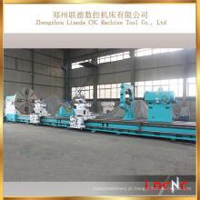 Máquina de torno horizontal pesada profissional C61630 do torno da Muti-Função